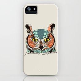 OWLBERT iPhone Case