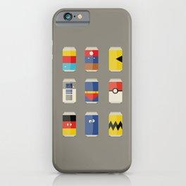 Pop Culture iPhone Case