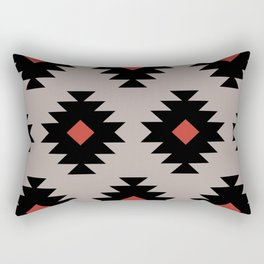 Colorful Southwestern Pattern 552 Rectangular Pillow