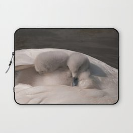 Snuggled Down Laptop Sleeve