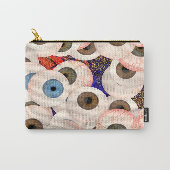 YEUX Carry-All Pouch