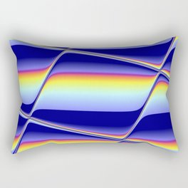 Sunset View Rectangular Pillow