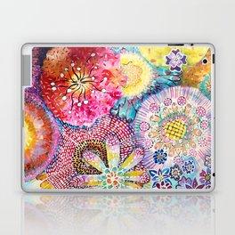 Flowered Table Laptop & iPad Skin