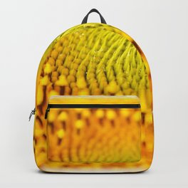 Little bet of sun flower..... Backpack