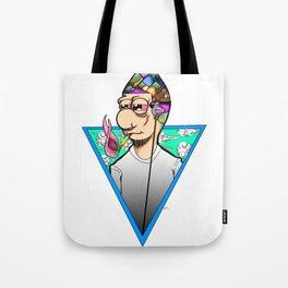 Tripppin' Tote Bag