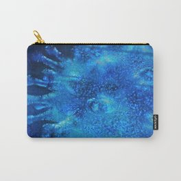 blue drop Abstract ( Limited 01 / 50#) Carry-All Pouch