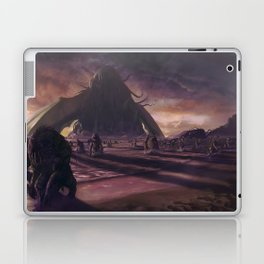 Cthulhu fhtagn no more Laptop & iPad Skin