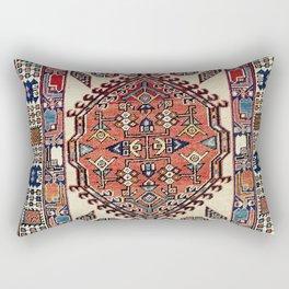 Sarab Persian Azerbaijan  Antique Long Rug Rectangular Pillow