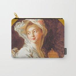 "Jean-Honoré Fragonard ""The Vestal"" Carry-All Pouch"