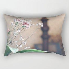 Fragile Coziness  Rectangular Pillow