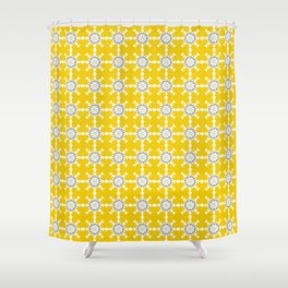 Moroccan Mix No.3 Shower Curtain