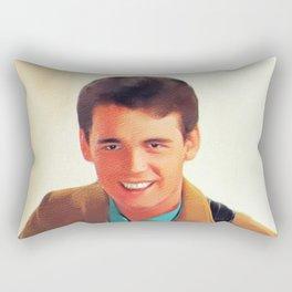 Duene Eddy, Music Legend Rectangular Pillow