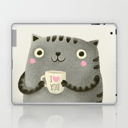 I♥you Laptop & iPad Skin