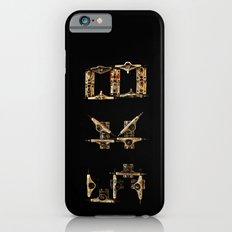 Sk8 typography Slim Case iPhone 6s