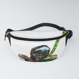 Sloth Low Poly Fanny Pack