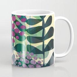 Purple Aliums Coffee Mug