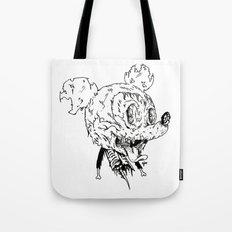 Zombie Mickey Tote Bag
