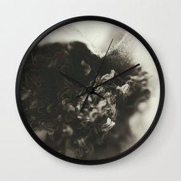 fiore/flower Wall Clock