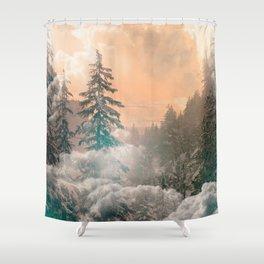 persephone. Shower Curtain