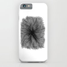 Jellyfish Large B&W Slim Case iPhone 6s