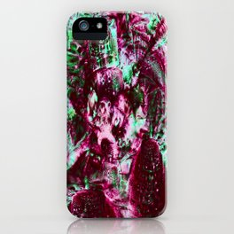 Limited Edition - 50 ex. - Galaxy Metaphor. iPhone Case