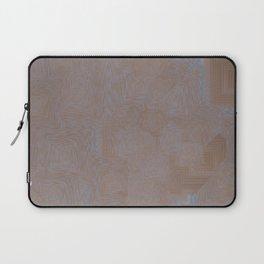 Pixel Sort: Random Seed / 1500 Steps / 30 Seeds / Diagonal Laptop Sleeve
