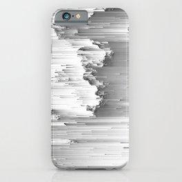 Japanese Glitch Art No.6 iPhone Case