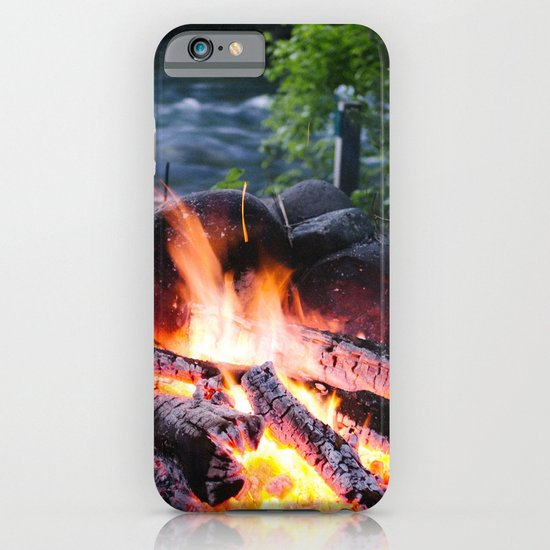 River & Fire iPhone & iPod Case