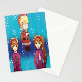 Vocaloid Christmas 2015 Stationery Cards