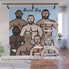 Beard Boy: Beard Gang Wall Mural