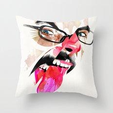 Lengua Throw Pillow