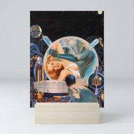 12,000pixel-500dpi - Hugh Joseph Ward - Pulp art book cover 2 - Digital Remastered Edition Mini Art Print