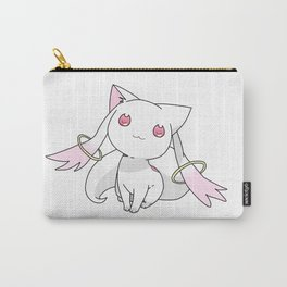 Kyubey Cat Carry-All Pouch