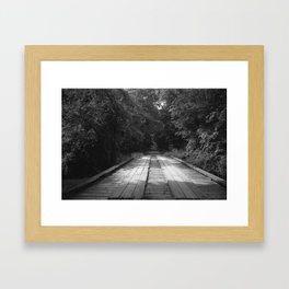 Load Zoned Framed Art Print