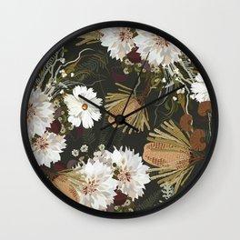 Juliette Moss Wall Clock