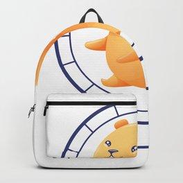 Hamster Wheel Backpack