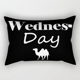 Wednesday Rectangular Pillow