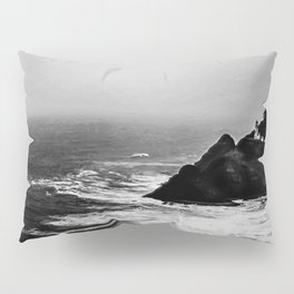 A Dark and Stormy Night Pillow Sham