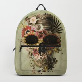 Garden Skull Light Backpack