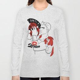 Cartoon Boyfriend : Stefano Long Sleeve T-shirt