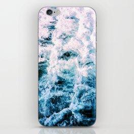 Huntington Beach Waves iPhone Skin