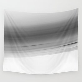Gray Smooth Ombre Wall Tapestry