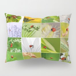 Happiness 11 Pillow Sham