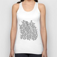 woody Tank Tops featuring Woody by yellow pony