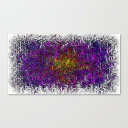 Bedlam 017 Canvas Print