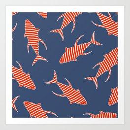 All You Can Eat. Tuna. Art Print