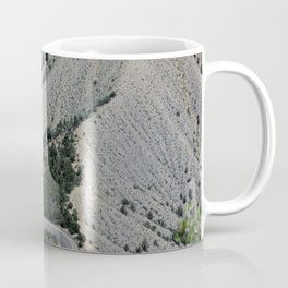 View from top of Mesa Verde Coffee Mug