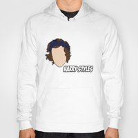 harry styles Hoodies featuring HARRY STYLES by SaladInTheWind