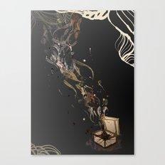 Chaos. Canvas Print