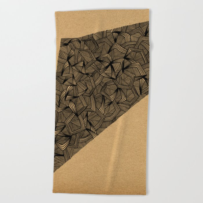 - the place - Beach Towel